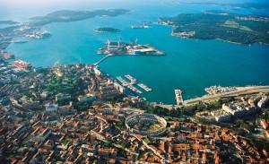 Ubytování na Istrii